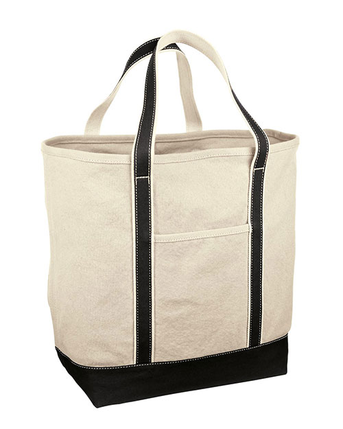 Red House RH34  Unisex Medium Heavyweight Canvas Tote at GotApparel
