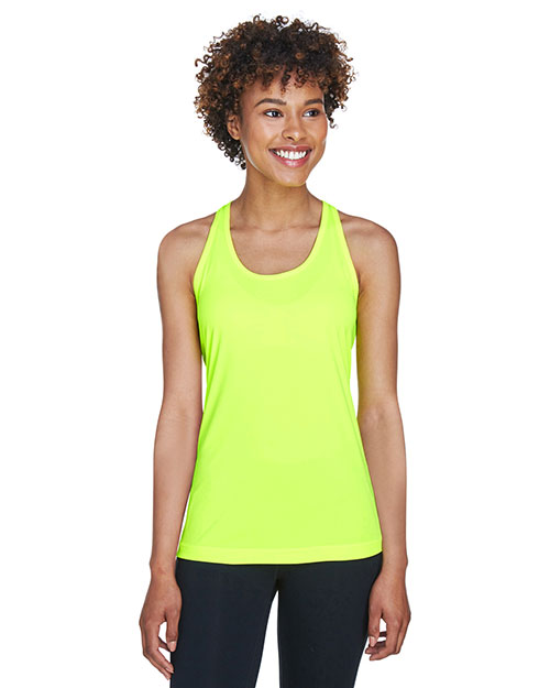 Team 365 TT11WRC Women 3.8 oz Zone Performance Racerback Tank at GotApparel