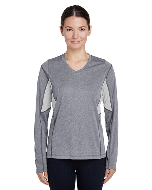 Team 365 TT14W Men Wo Excel Performance Warm-Up ATHLETIC HEATHER at GotApparel