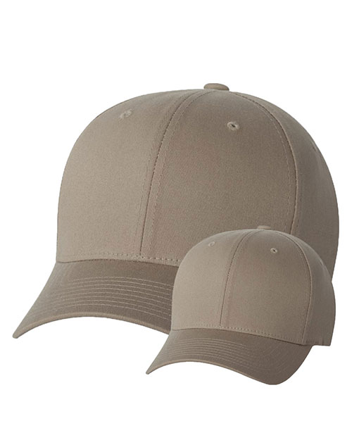 Yupoong 5001 Unisex 6-Panel Structured Mid-Profile Cotton Twill Cap 2-Pack at GotApparel