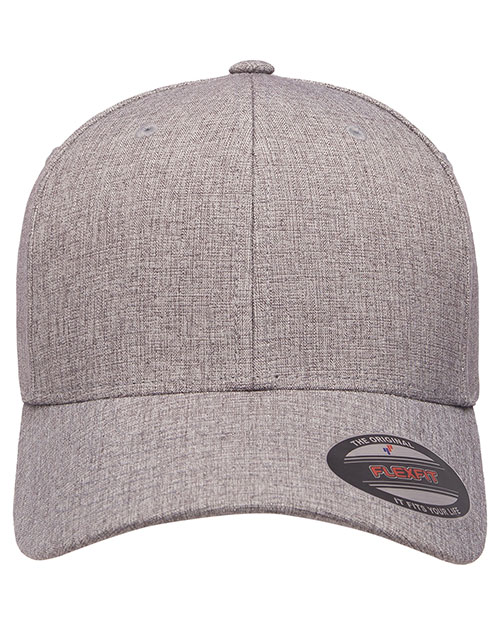 Flexfit Y6350 Men Heatherlight Cap at GotApparel
