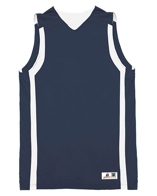 Badger B8951 Women B-Slam Polyester Reversible Tank at GotApparel