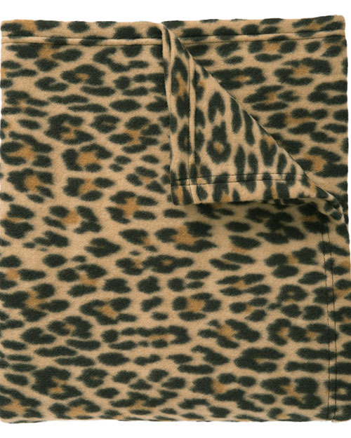 Port Authority BP61 Unisex Core Printed Fleece Blanket at GotApparel