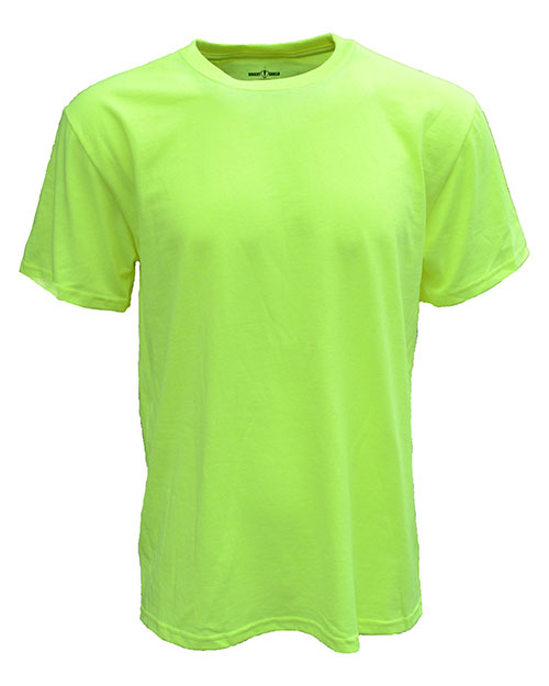 Bright Shield BS106 Men Basic Tee at GotApparel