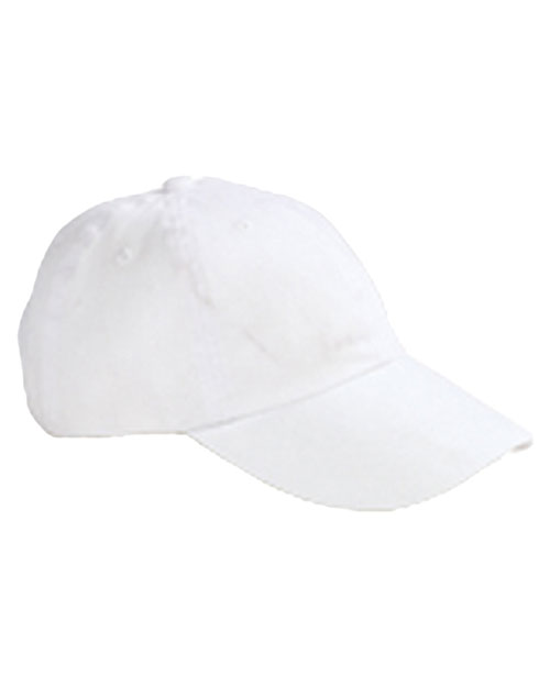 Big Accessories / BAGedge BX001Y Kids 6-Panel Brushed Twill Unstructured Cap at GotApparel