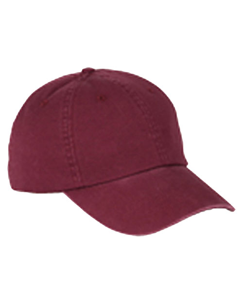 ccb82bf866a9ee Big Accessories / BAGedge BX005 Unisex 6Panel Washed Twill Low-Profile Cap  at GotApparel