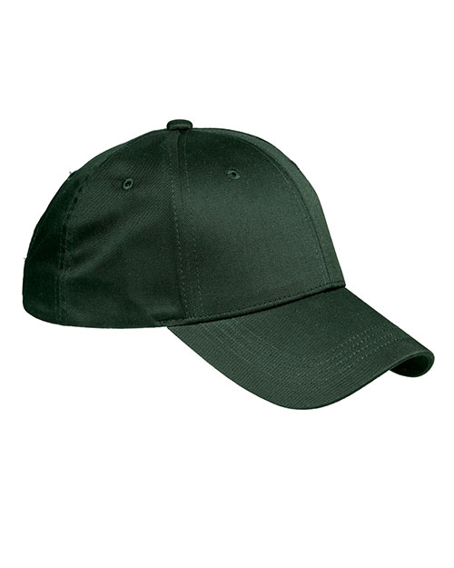 Big Accessories / BAGedge BX020 Unisex 6-Panel Structured Twill Cap at GotApparel