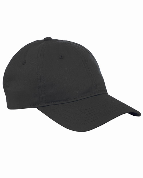 Big Accessories BX880 Men 6-Panel Twill Unstructured Cap at GotApparel
