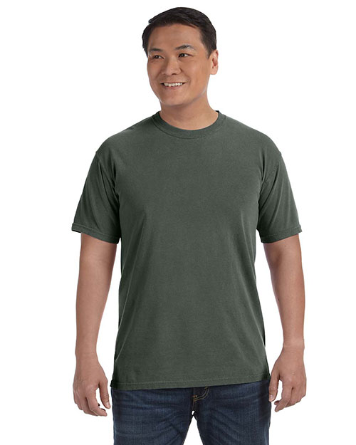 Comfort Colors C1717 Men's 6.1 oz. Ringspun Garment-Dyed T-Shirt at GotApparel