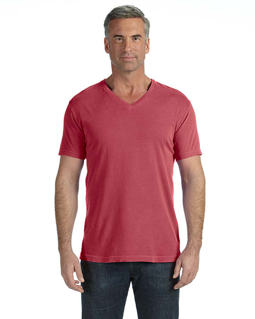 Comfort Colors C4099 Men 5.5 oz. V-Neck TShirt at GotApparel