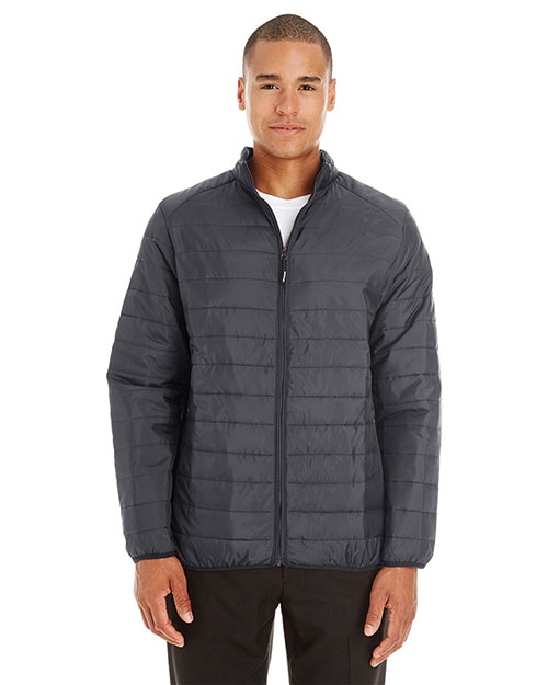 Ash City CE700 Men Prevail Packable Puffer at GotApparel