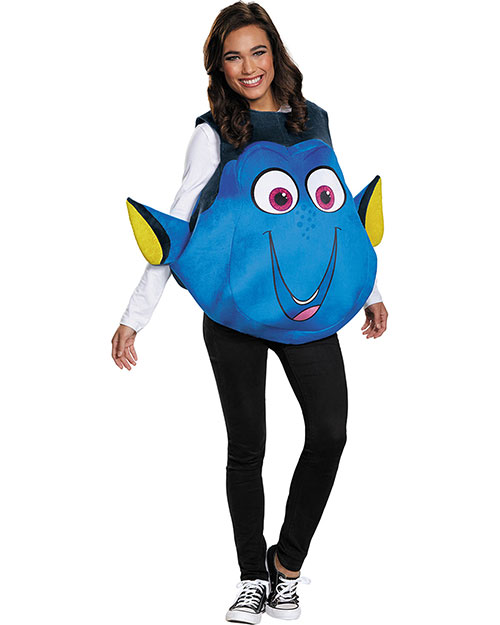 Halloween Costumes DG10087 Women Dory Fish Adult at GotApparel