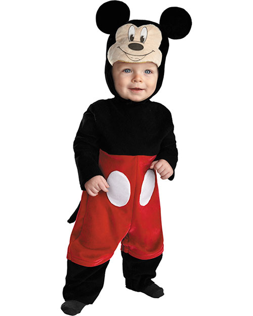Halloween Costumes DG44960V Infants Mickey  6-12 Months at GotApparel