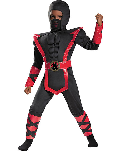 Halloween Costumes DG84023M Infants Ninja Muscle 3t-4t at GotApparel