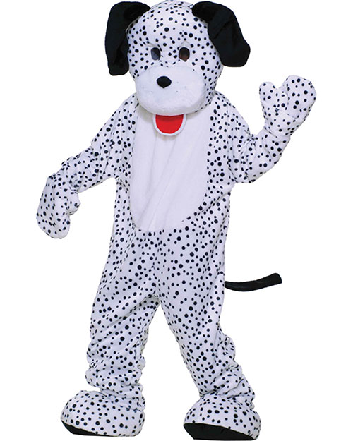 Halloween Costumes FM62258 Men Dalmation Mascot at GotApparel