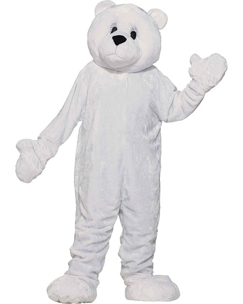 Halloween Costumes FM64249 Men Polar Bear Mascot at GotApparel