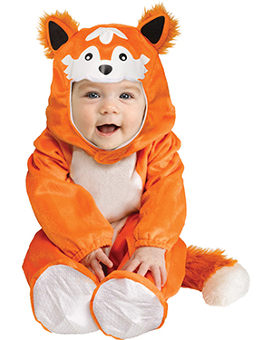 Halloween Costumes FW117171S Toddler Morris  Baby Fox 6-12mo at GotApparel