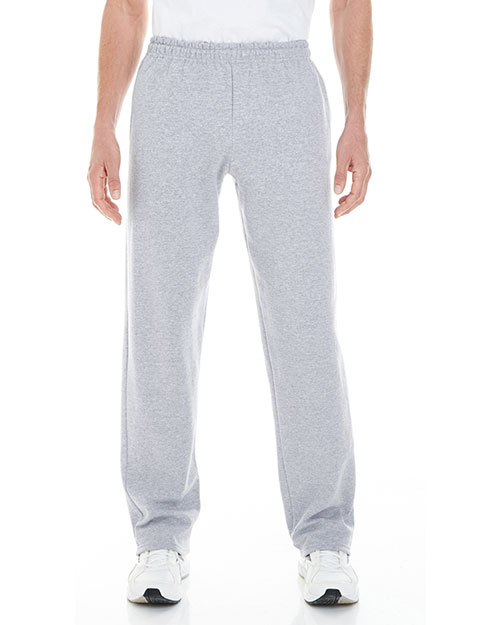 Gildan G183  Heavy Blend   8 Oz. Open-Bottom Sweatpants With Pockets at GotApparel