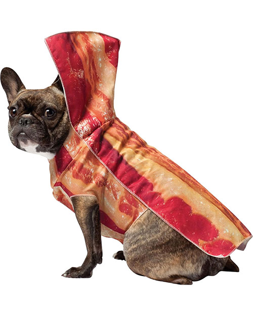Halloween Costumes GC5006MD Men Bacon Dog Costume Medium at GotApparel