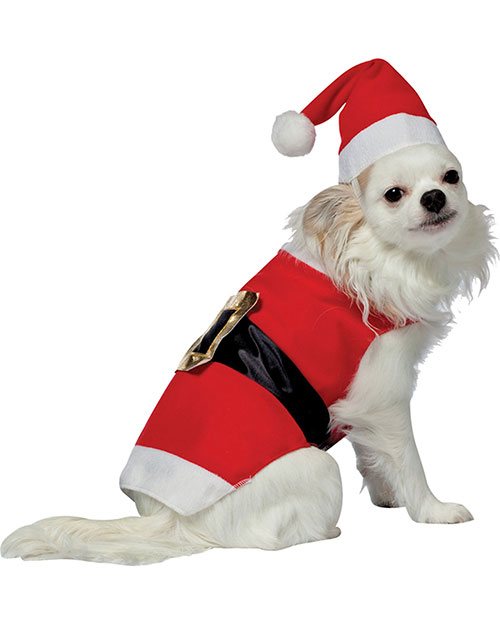 Halloween Costumes GC5027XS Boys Pet Costume Santa at GotApparel
