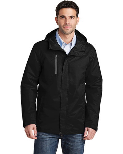 Port Authority J331 Men All Conditions Jacket at GotApparel