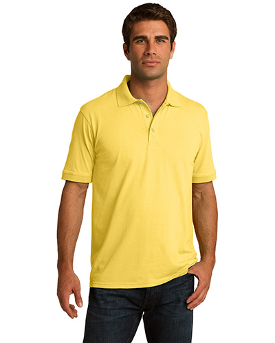 Port & Company KP55 Men 5.5 Ounce Jersey Knit Polo at GotApparel