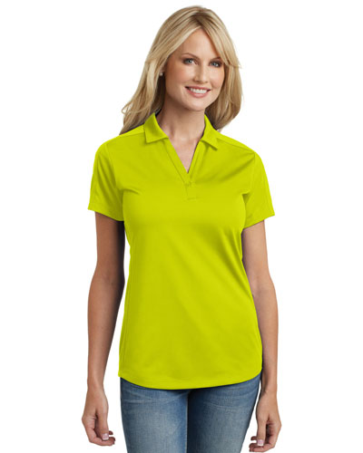 Port Authority L569 Women Diamond Jacquard Polo at GotApparel