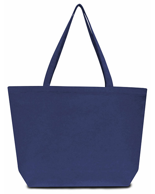 Liberty Bags Lb8507  Seaside Cotton 12 Oz. Pigt-Dyed Large Tote at GotApparel
