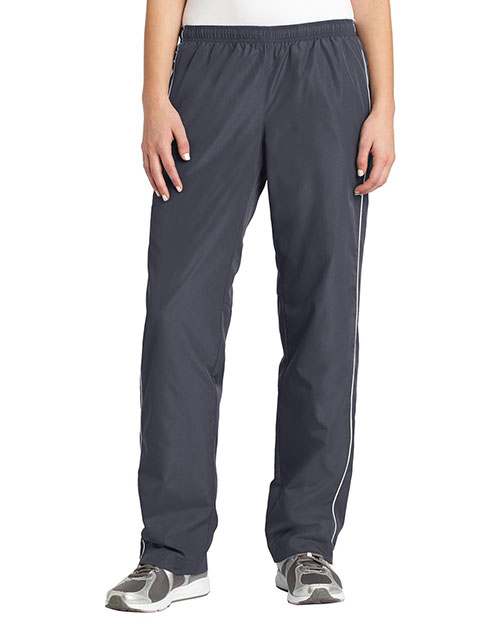 Sport-Tek® LPST61 Women Piped Wind Pant at GotApparel