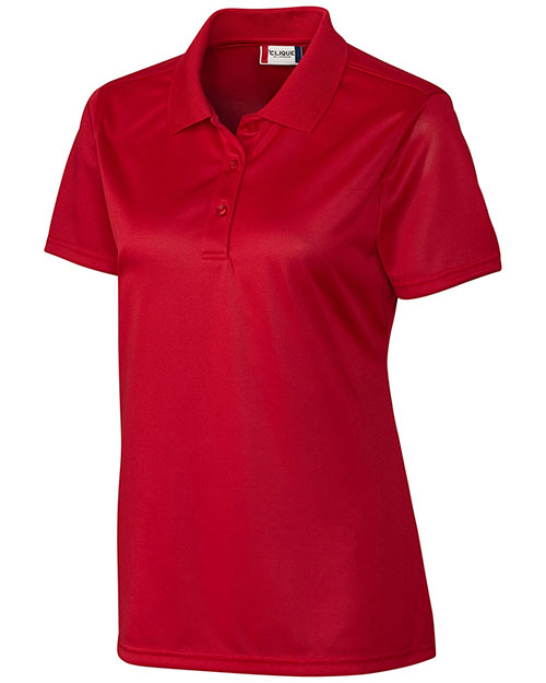 Clique New Wave LQK00042 Women Lady Malmo Snag-Proof Polo at GotApparel