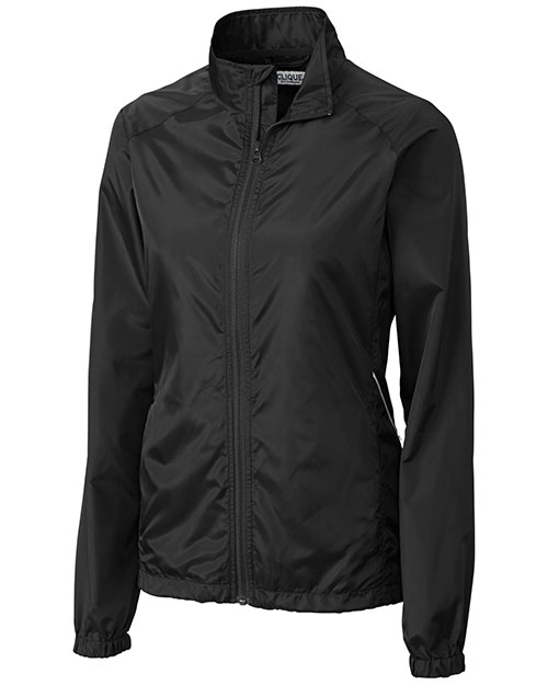 Clique New Wave LQO00029 Women Lady Active Full-Zip at GotApparel