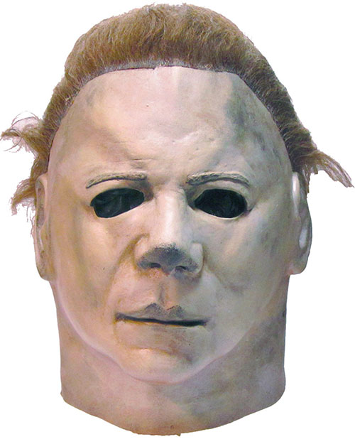 Halloween Costumes MA190 Adult 2 Michael Myers Mask  at GotApparel