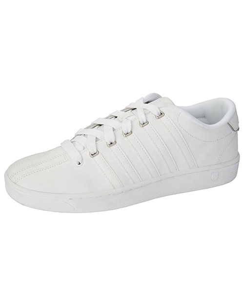 K-Swiss MCMFIICOURTPRO Men Leather Athletic at GotApparel