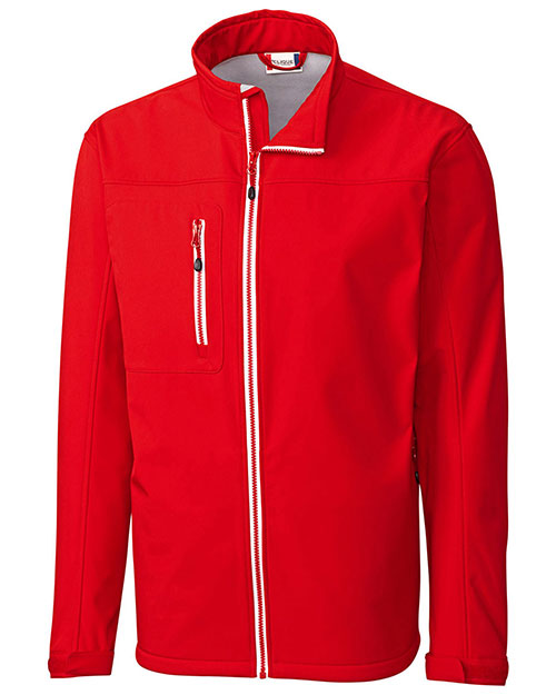 Clique New Wave MQO00055 Men Telemark Softshell at GotApparel
