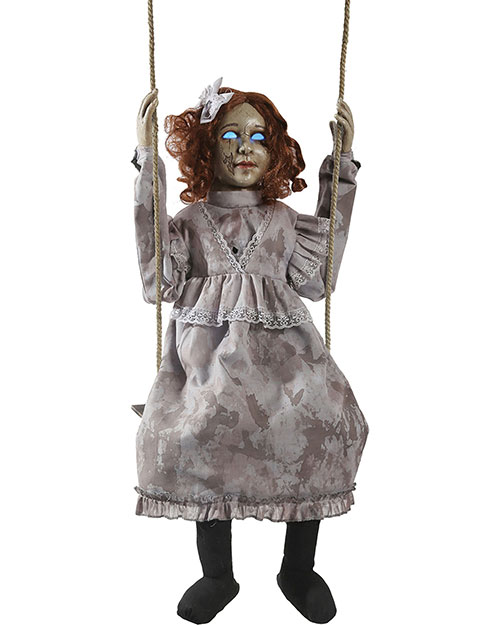SWINGING DECREPIT DOLL ANIMATE at GotApparel