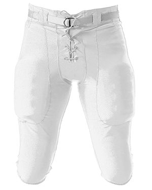 A4 N6141 Men's Drop Ship Football Game Pants at GotApparel