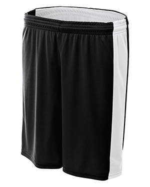 A4 Drop Ship NW5284 Women's Reversible Moisture Management Shorts at GotApparel