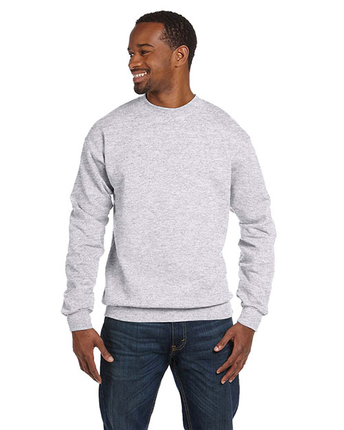 Hanes P1607 Men 7.8 Oz. Comfort Blend Ecosmart 50/50 Fleece Crew at GotApparel