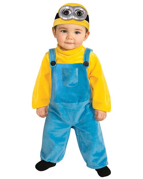 Halloween Costumes RU510050 Toddler Minion Bob  at GotApparel