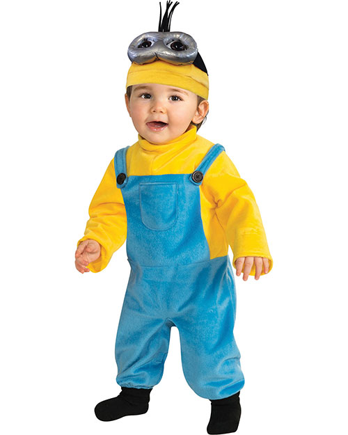 Halloween Costumes RU510051  MINION KEVIN TODDLER Multi at GotApparel