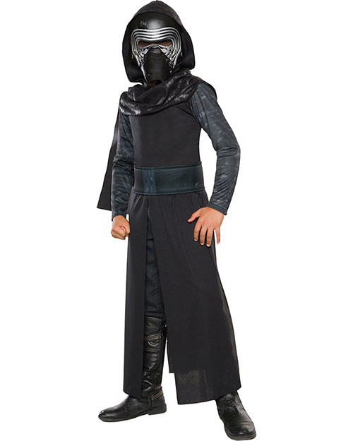 Halloween Costumes RU620084MD Boys Kylo Ren Child Medium at GotApparel