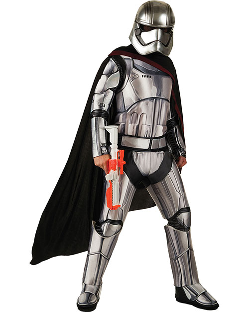 Halloween Costumes RU810670 Men Captain Phasma Std at GotApparel