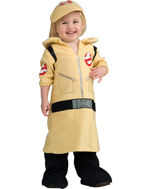 Halloween Costumes RU885897I Girls Ghostbusters Girl 6-12 Months at GotApparel