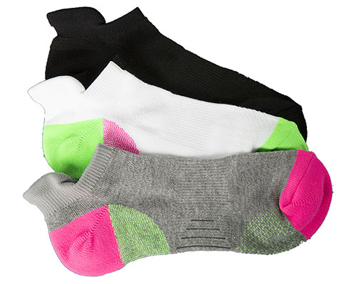 Smitten S403003 Women Tab Top Ankle Sock at GotApparel