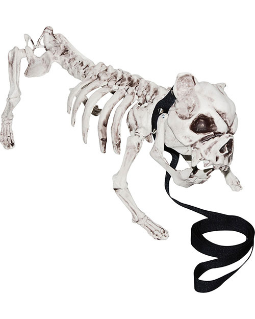 Halloween Costumes SS88770 Unisex Skeleton Dog at GotApparel