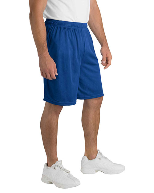 Sport-Tek T510 Men Mesh Short at GotApparel