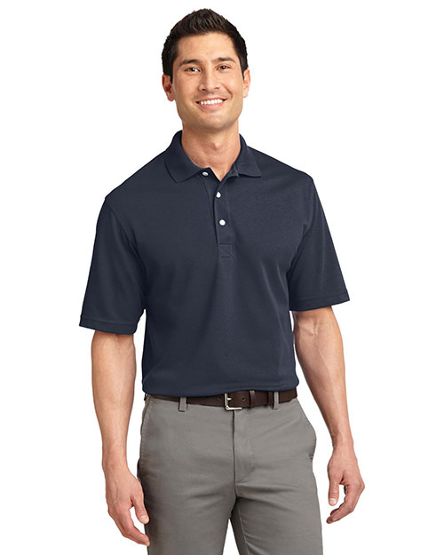 Port Authority TLK455 Men Tall Rapid Dry  Polo at GotApparel