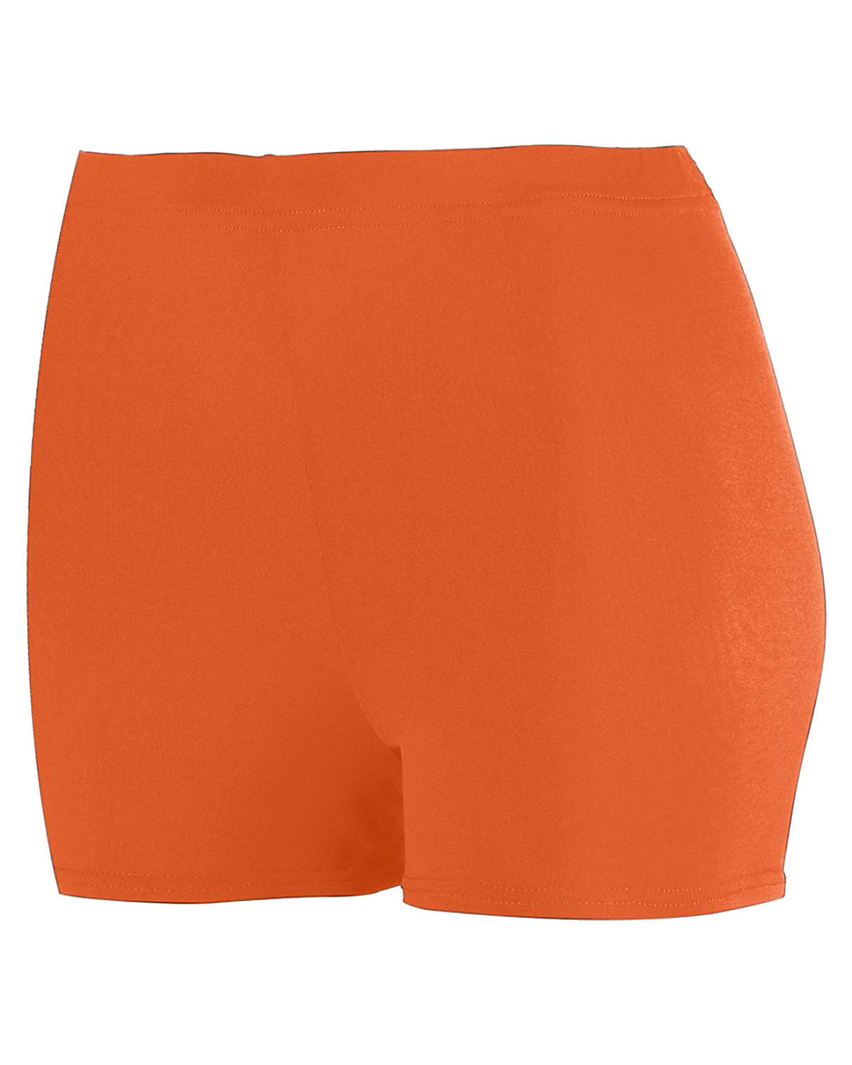 Augusta 1211 Girls Poly/Spandex Volleyball 2.5&quot Short at GotApparel