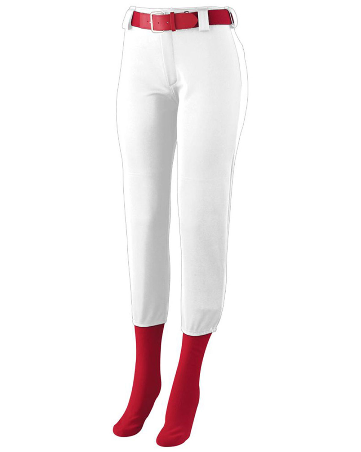 Augusta 1241 Girls Homerun Low Rise Softball Pant With Drawcord at GotApparel