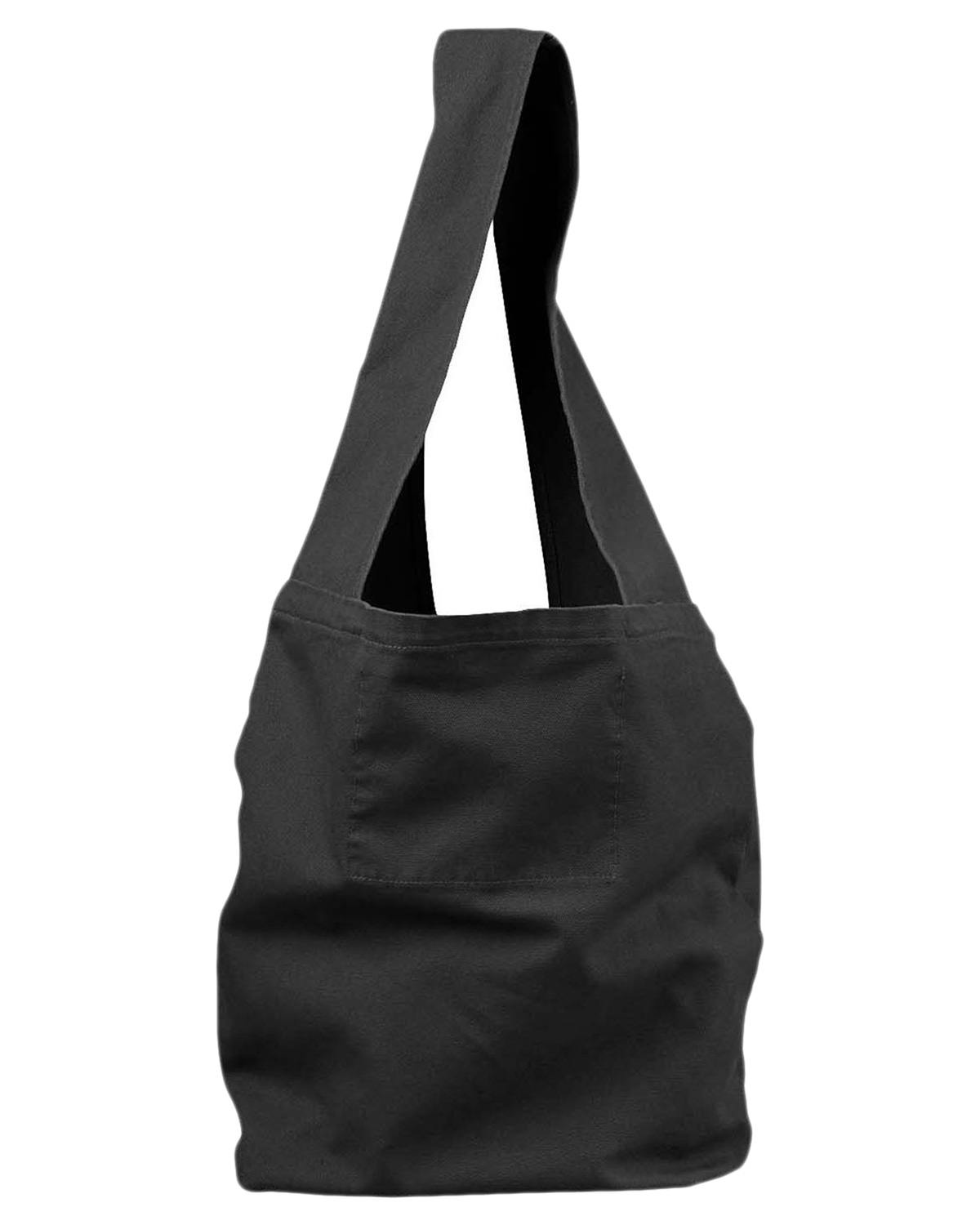 Authentic Pigment 1911 Unisex 12 oz. Direct-Dyed Sling Bag at GotApparel